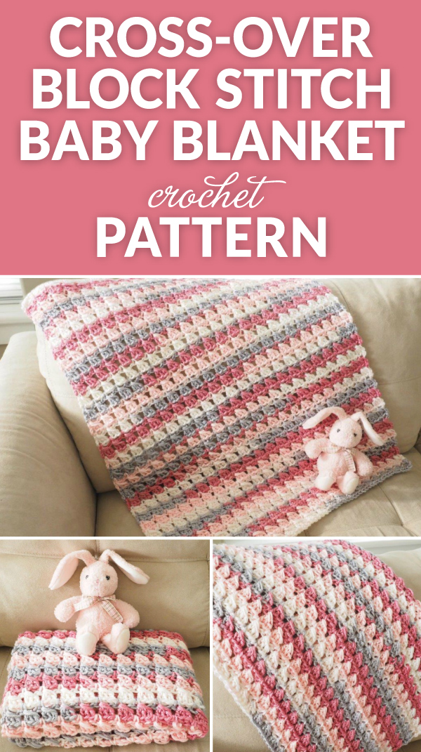 Cross Stitch Patterns For Baby Blanket Cliefo For