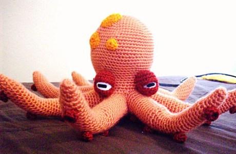 10 Octopus Crochet Patterns