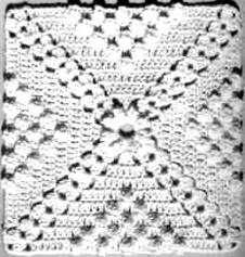 16 Free Vintage Crochet Patterns