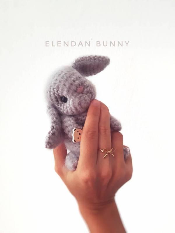 Adorable bunny amigurumi with hat - Amigurumi Today | Crochet ... | 800x600