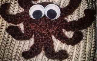 crochet octopus free crochet pattern