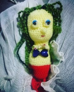 Crochet Mermaid free crochet pattern mermaid crochet