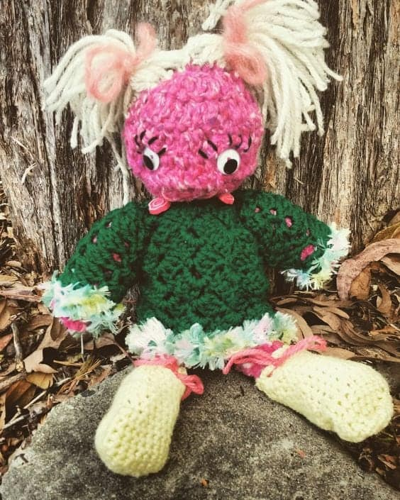 Crochet doll free crochet pattern crochet doll pattern free