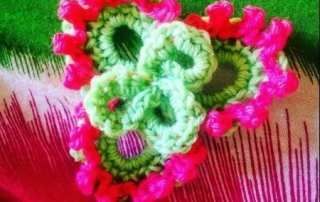How to crochet flower free crochet flower pattern