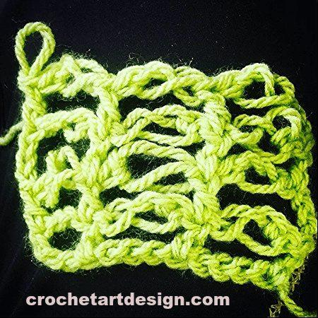 solomons grid crochet stitch crochet solomons grid stitch