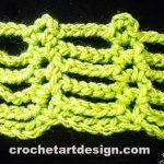 ladder crochet stitch crochet stitch ladder stitch