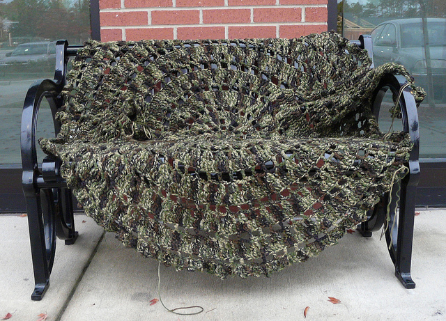 crochet circle jacket, crochetbug, crochet circles, crochet jacket, camouflage, crochet sweater