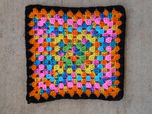 crochetbug, crochet square, granny square, crochet squares, granny squares, crochet swap