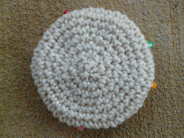 crochet sugar cookie