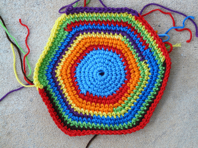 crochetbug, crochet stash bag, crochet stash basket, crochet bag, crochet basket, scrap yarn crochet, use what you have