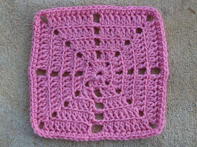 crochet square 78
