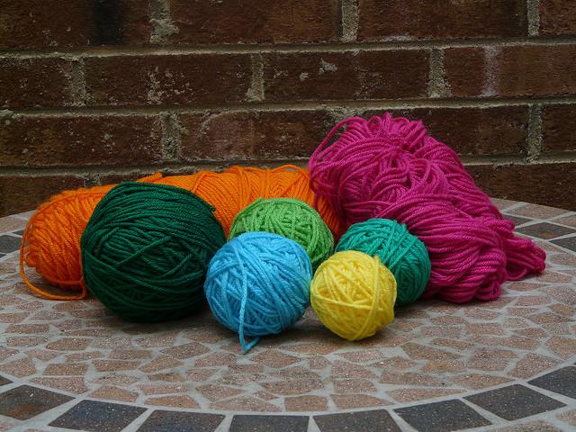acrylic yarn for crochet