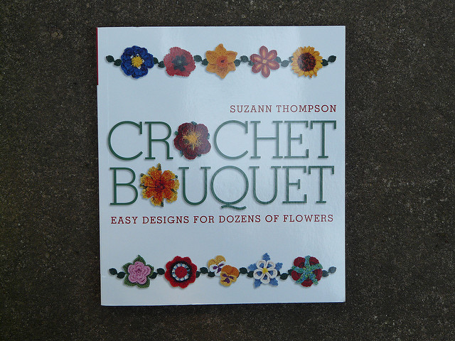 crochet bouquet crochet book