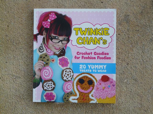 Twinkie Chan's crochet book