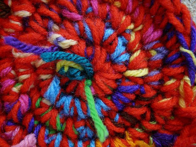crochet pet mat, crochetbug