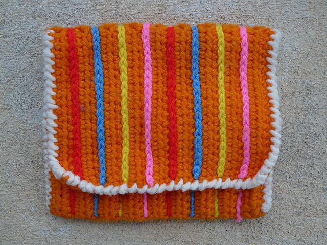crochet hook wallet