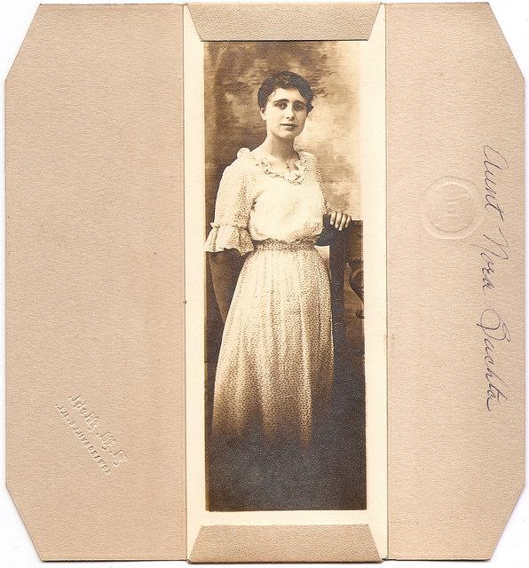 Nora Buchta circa 1920