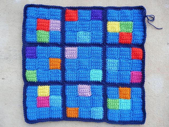 crochet sudoku