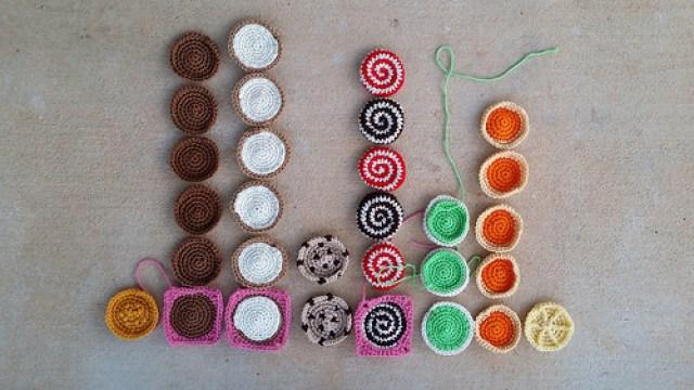 bar graph of crochet cookies