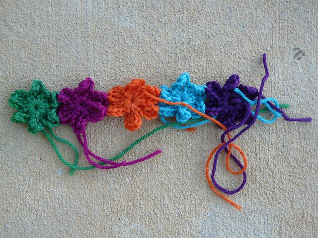 future crochet flower shawl