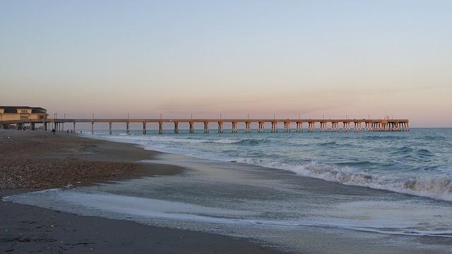 Johnnie Mercer's Pier Wrightsville Beach NC