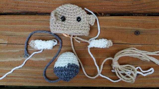 crochet dr. who amigurumi