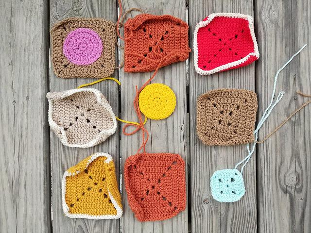 Nine new crochet remnants identified for rehab