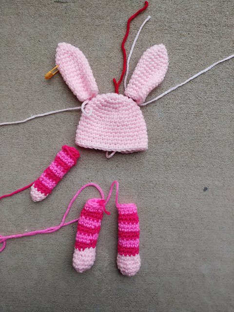 Another future crochet pig
