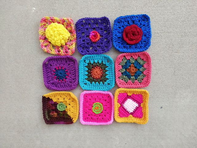 A nine-patch of rehabbed squares made whole