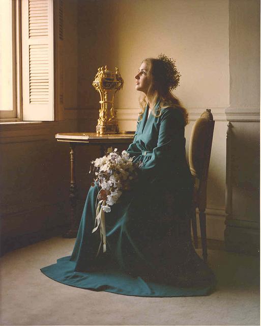 Lois Buchta Ladd 1976