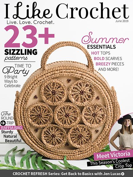 I Like Crochet Summer 2019