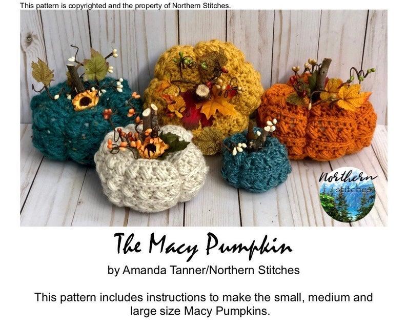 Macy Pumpkin