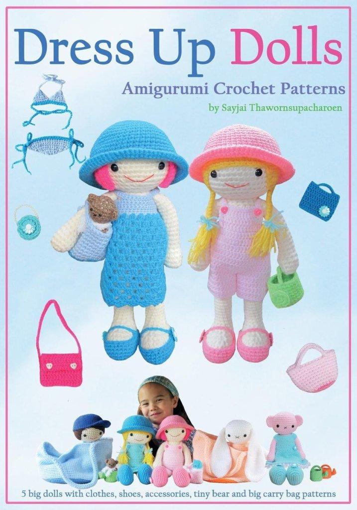 Dress Up Dolls Amigurumi