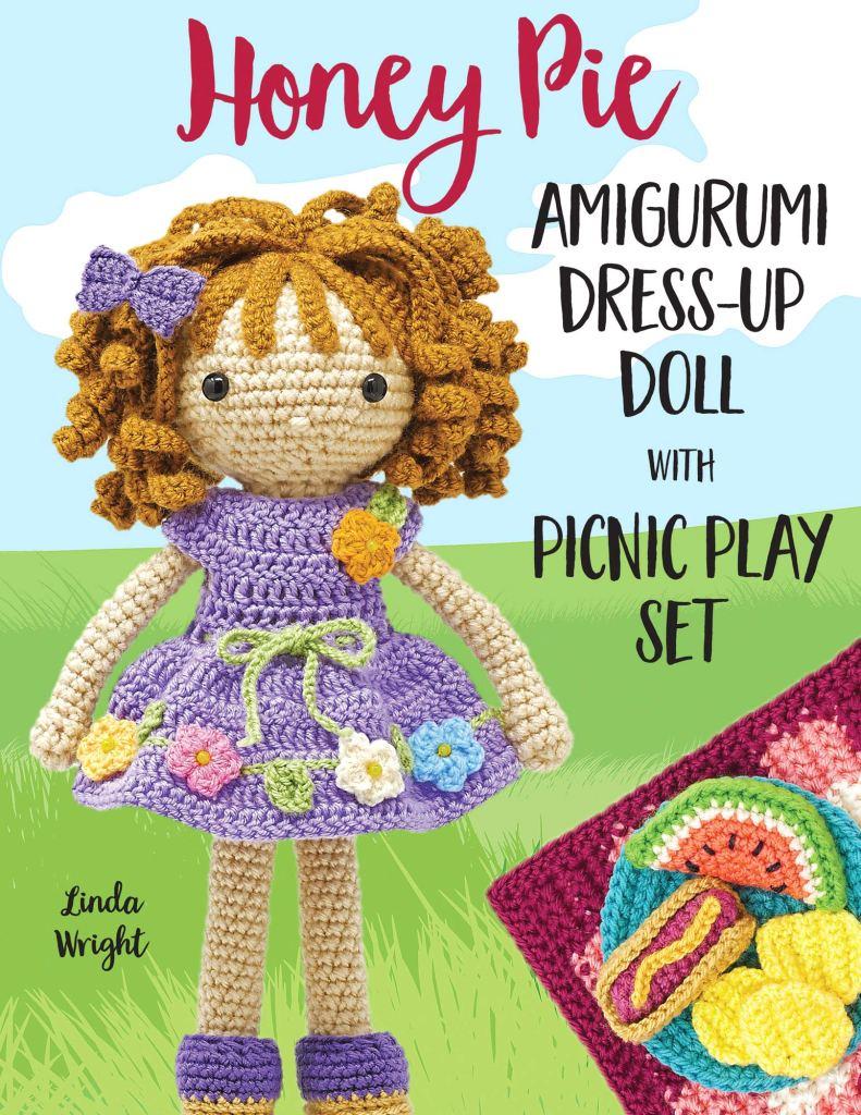 Honey Pie Amigurumi Dress-Up Doll