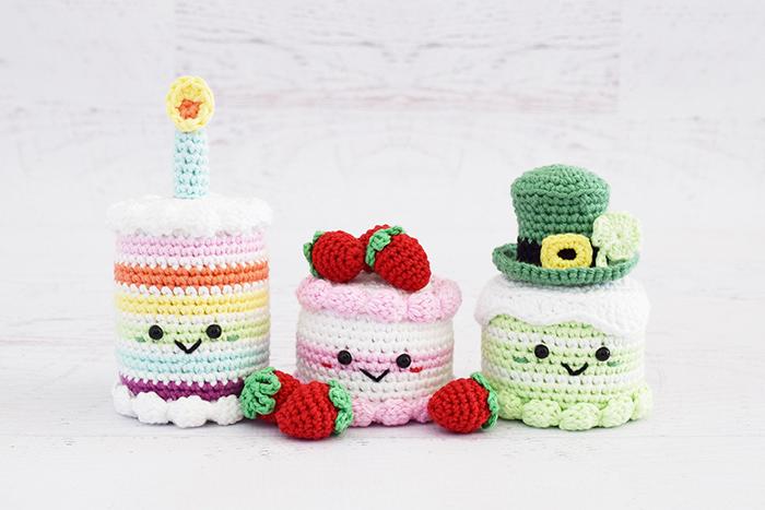 Strawberry Amigurumi Toys by Strawberrrryy on Etsy | 467x700