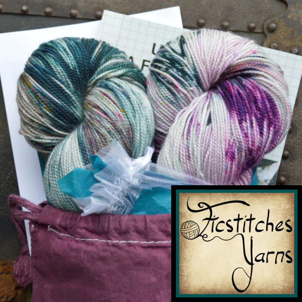 Ficstitches Yarns Kit Club
