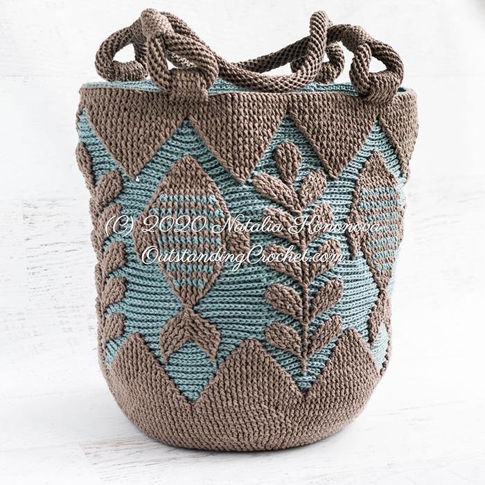 Corfu Crochet Bag Pattern