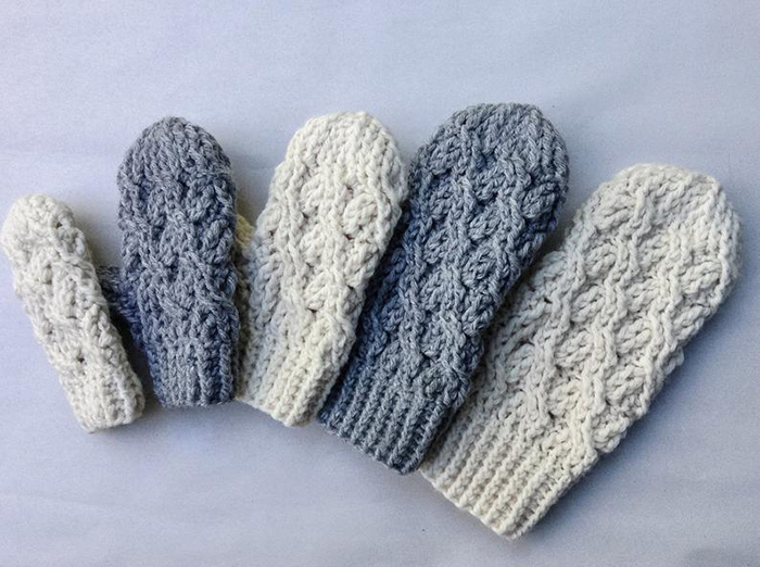 The Cadence Mittens