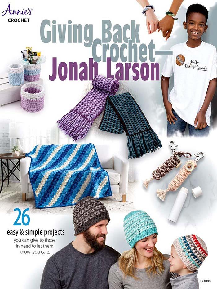 Giving Back Crochet - Jonah Larson