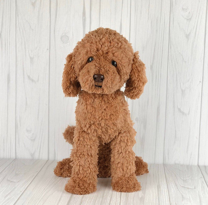 Crochet Puppy Pattern