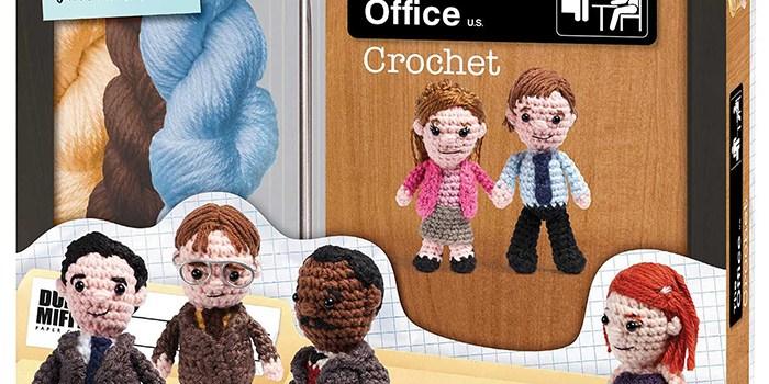 """""""The Office"""" Crochet Kit by Allison Hoffman"""