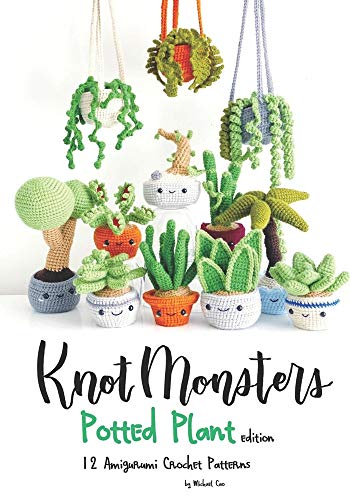 Knotmonsters Potted Plants edition