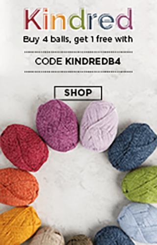 Kindred Buy 4 balls, get 1 free!
