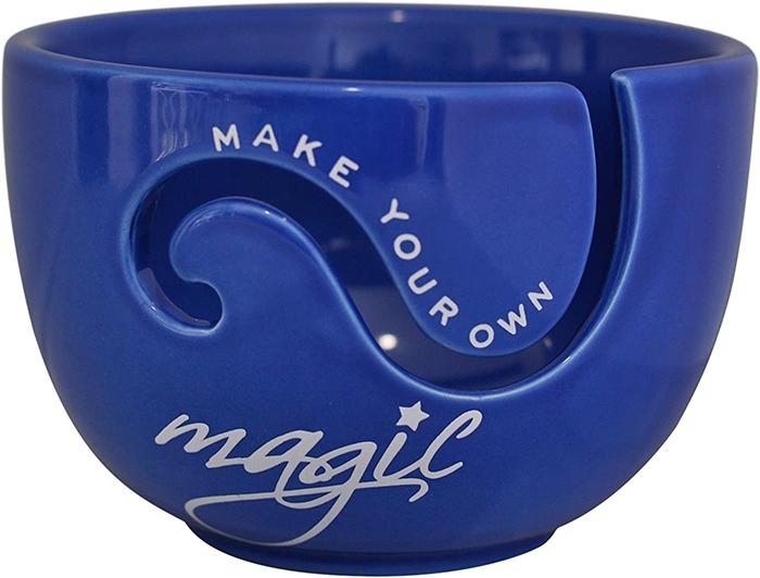 Make Your Own Magic - Ceramic Yarn Bowl