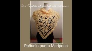 Pañuelo crochet