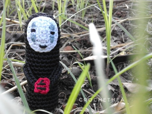 no face amigurumi spirited away