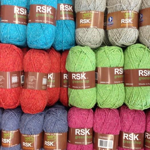 Rsk yarn