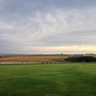 Farmland around the Castle of Mey