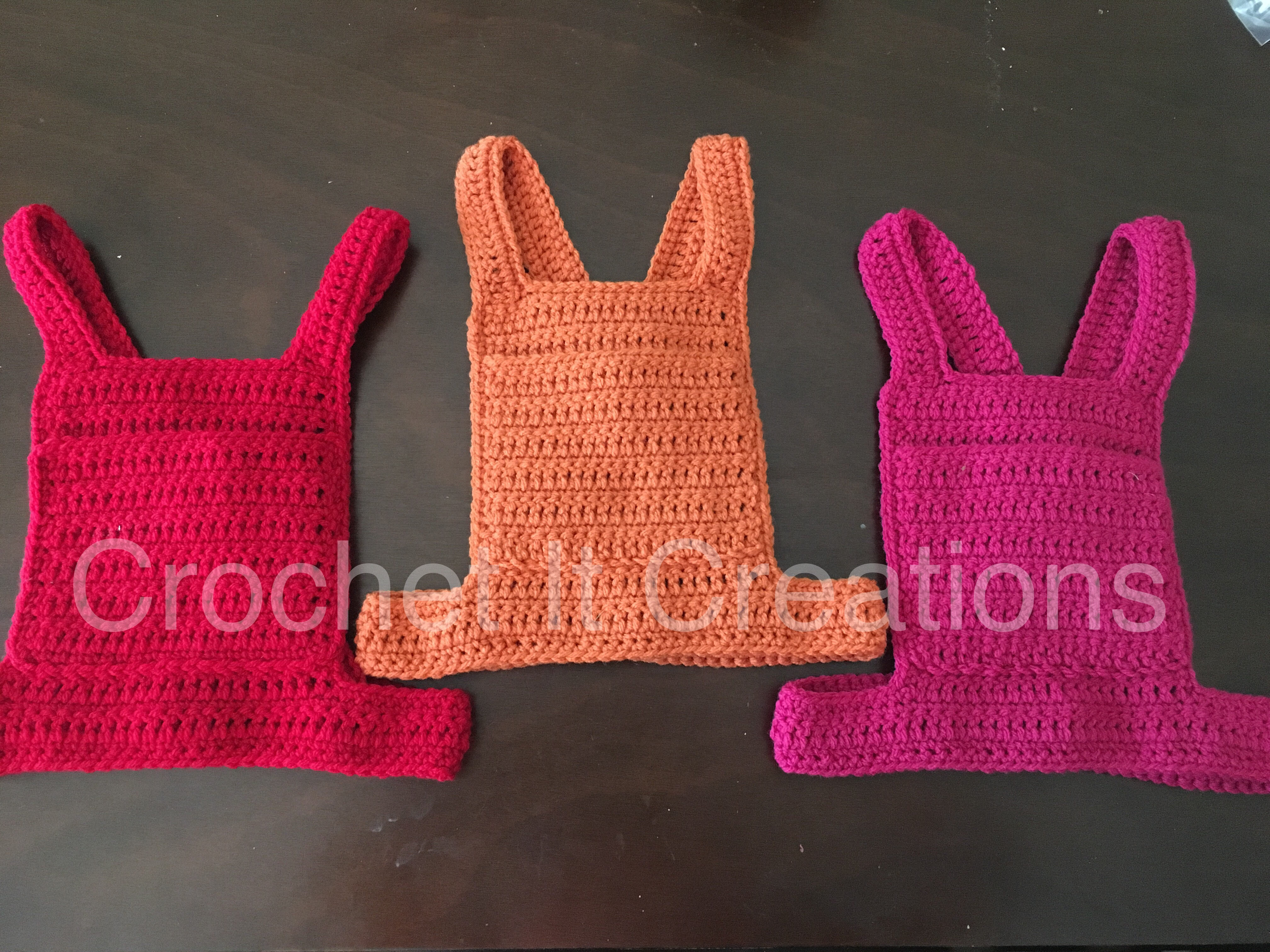 Baby Doll Carrier - Crochet it Creations