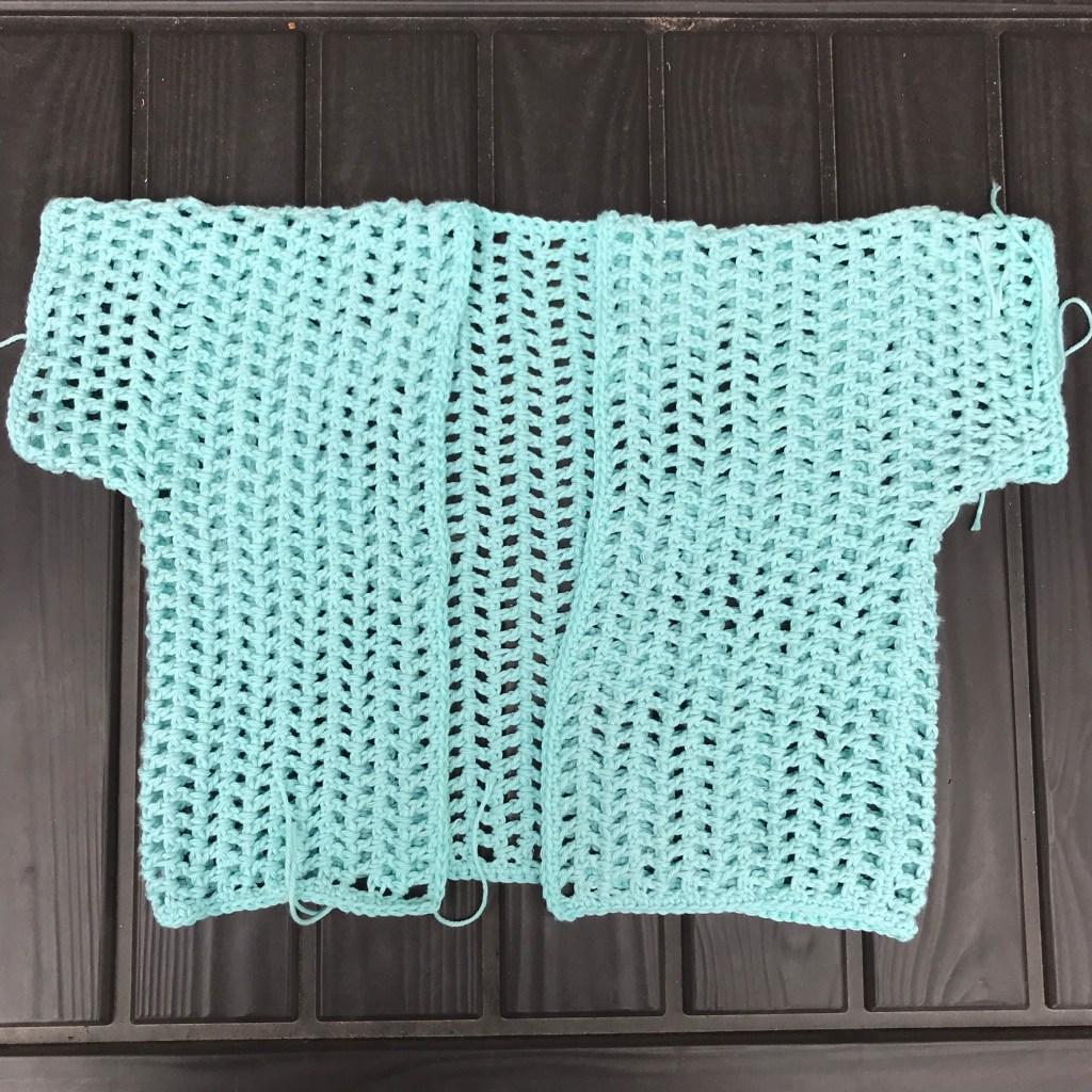 Savy Shrug Free Crochet Pattern By Crochet It Creations